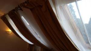 Stylish Moroccan curtains and voiles with the Twin Sky Windows