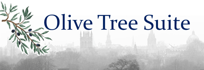The Olive Tree Suite: Luxury Rental Accommodation in Oxford