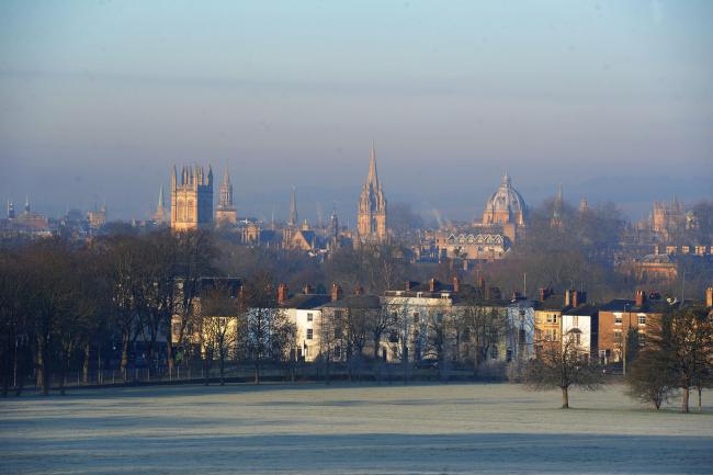 OXFORD: One of the best places to live in Britain.