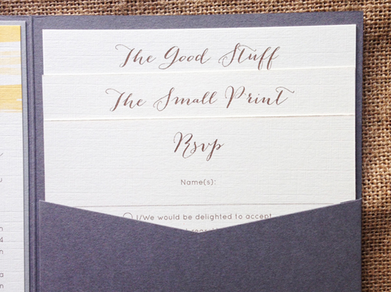 What To Include Wedding Invite Information Cards