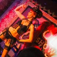 Olivias Show Club – Orphelia de Winter on stage