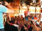 Gruppenbild mit Damen - Olivia Jones & Fans