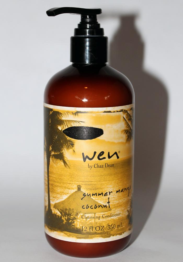 WEN By Chaz Dean Summer Mango Coconut Cleansing