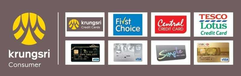 ยินดีต้องรับบัตรเครดิตทุกธนาคาร