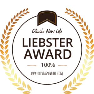 liebster award Olivia's New Life 2017