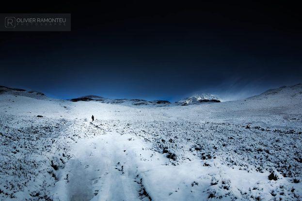 ecosse neige voyage photo