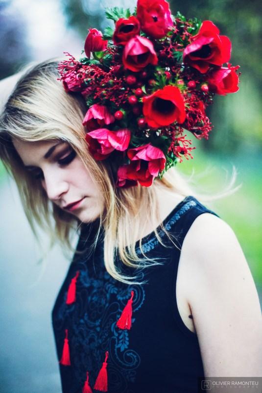 photo fleurs deco