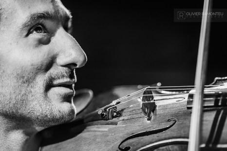 photo violoniste lyon