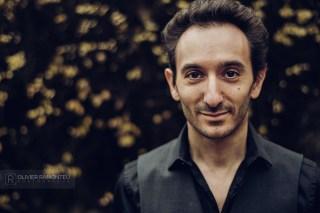 portrait musicien violoniste