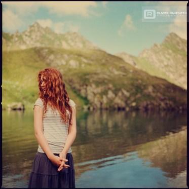 photo de roumanie, lac balea