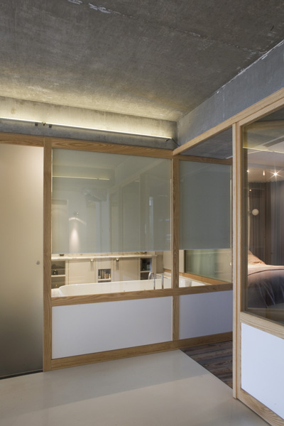 NEW Loft LK Paris Olivier Chabaud Architecte