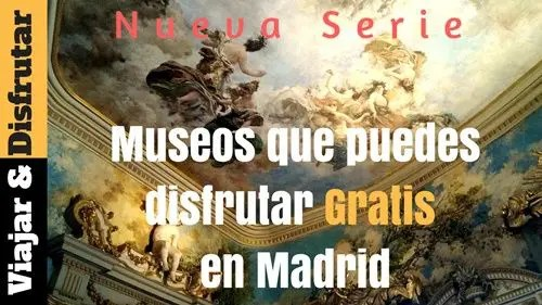 Museos gratuitos Madrid