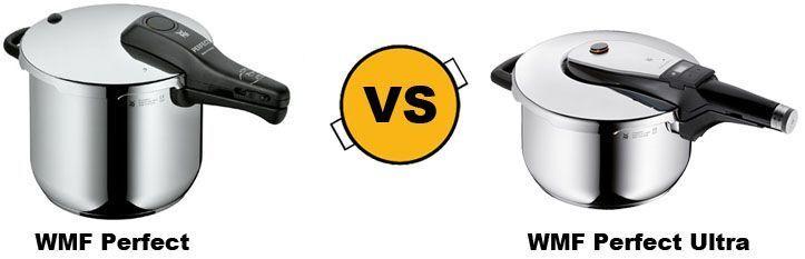 WMF Perfect VS WMF Perfect Ultra