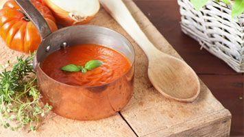 tomate frito en olla super rapida wmf perfect