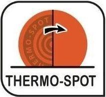 tecnología thermo-spot sartenes tefal