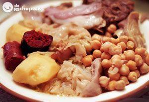 cocido gallego - de recetas de rechupete