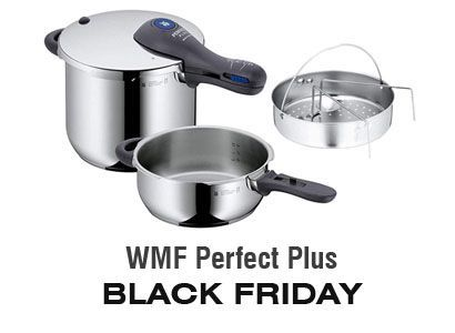 olla super rapida WMF Perfect Plus BLACK FRIDAY Amazon 2019