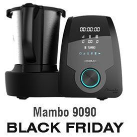 Robot de cocina Mambo 9090 de Cecotec - BLACK FRIDAY Amazon 2019