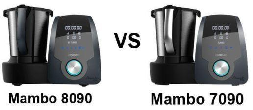 Comparativa Mambo 8090 vs 7090