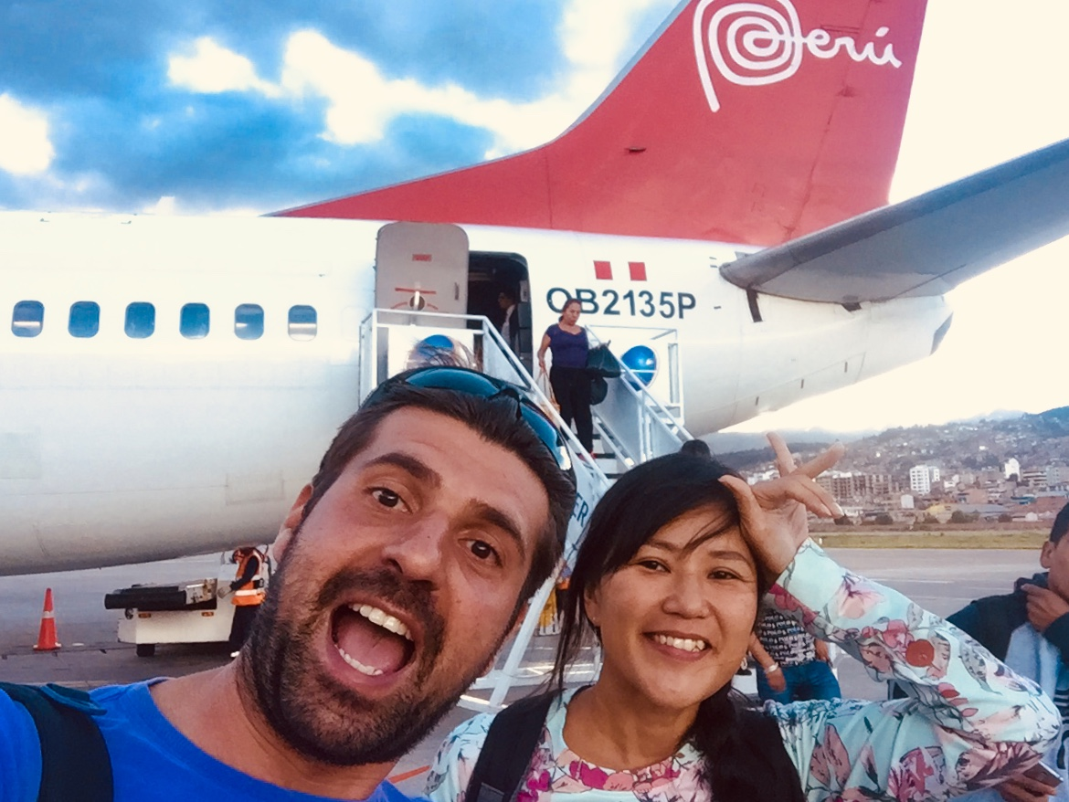 Round the World Ticket (RTW) Our Experience