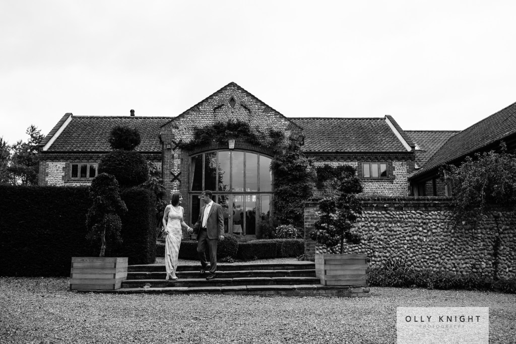Miles & Julie's Wedding at Chaucer Barn in Norfolk
