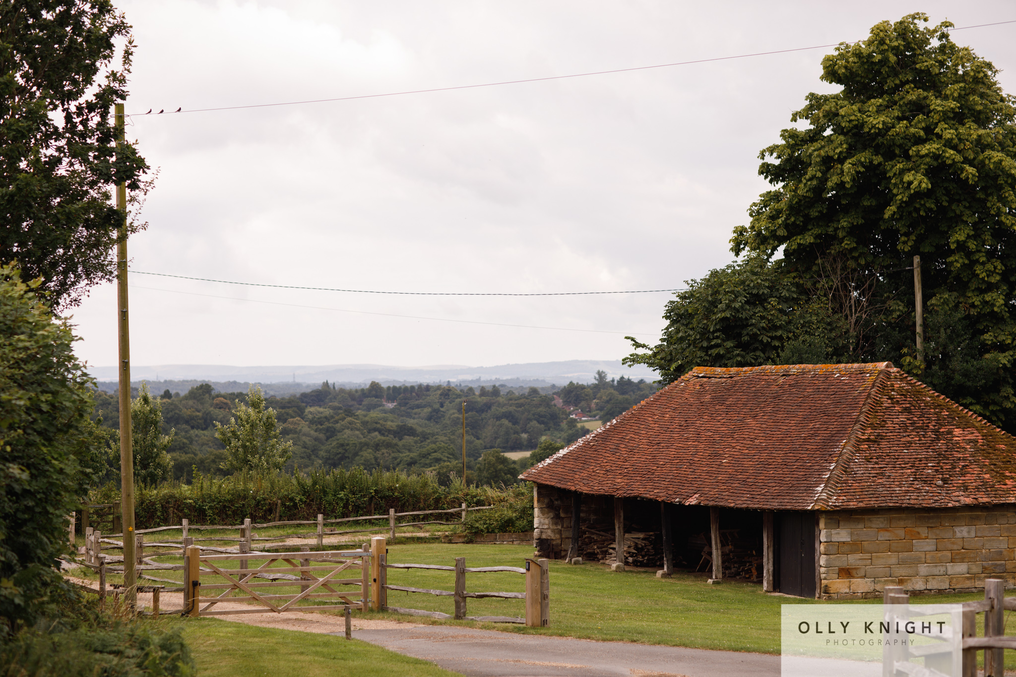 Chris & Sophia's Wedding at Hendall Manor Barn
