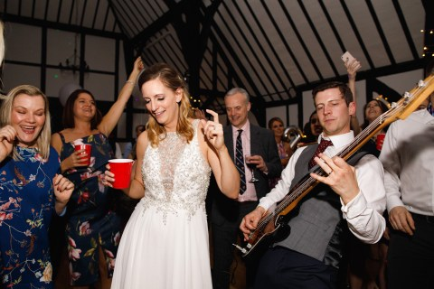 Simon & Claire's Wedding at Chilham Village Hall