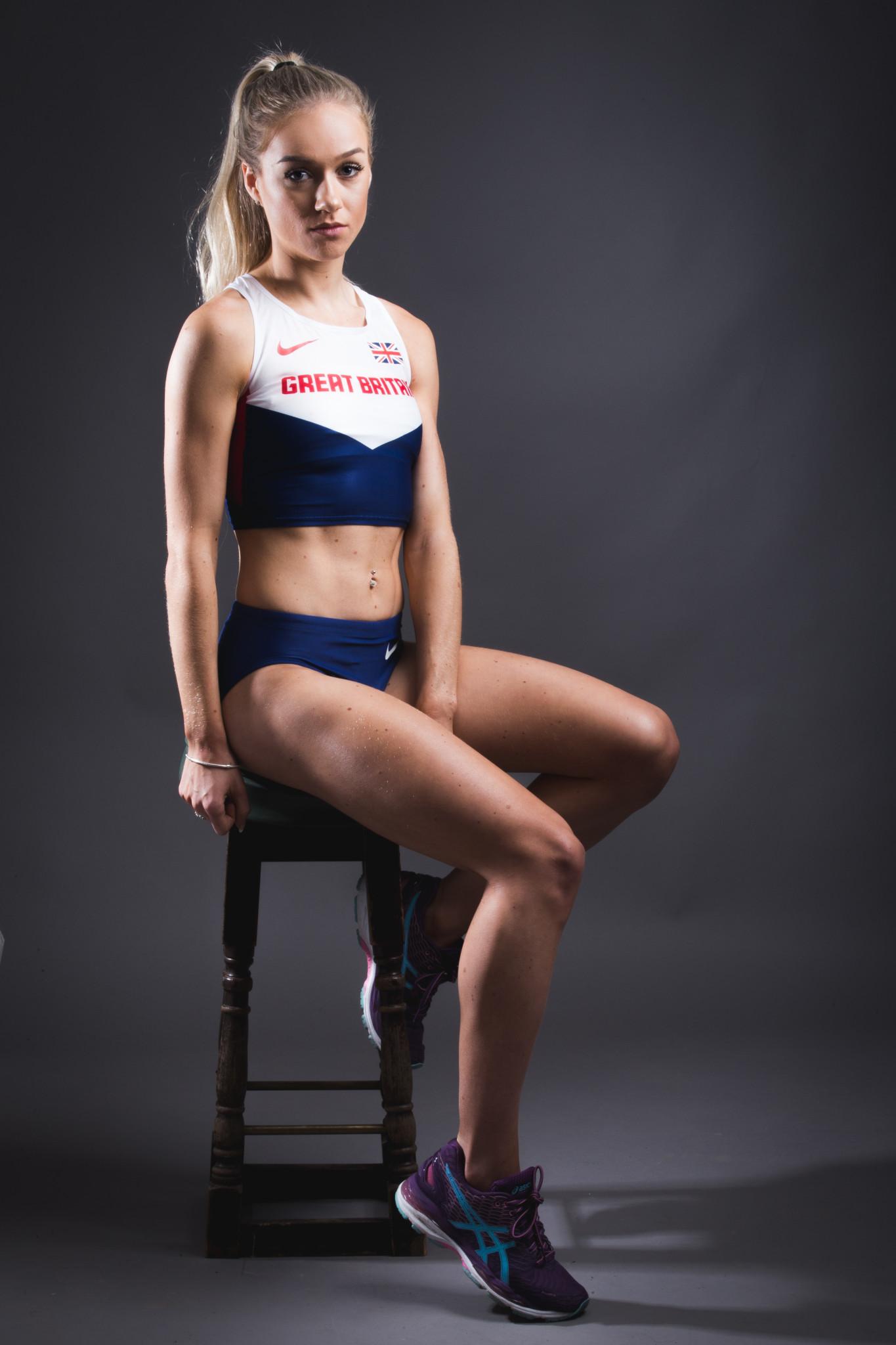 Hannah Nuttall photoshoot, uk - 2 November 2016