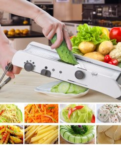 Coupe Légumes Professionnel Multifonctions