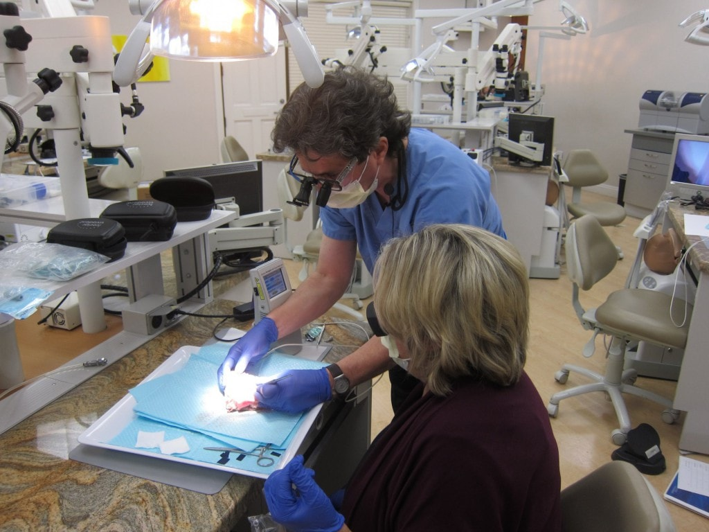 Dr Lomke Hands-on Laser Course 1