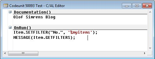 My-Items-Filter-CAL-Code-Dynamics-NAV