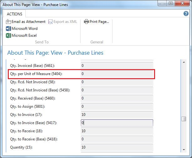 Subcontracting-Purchase-Order-Line-Zoom-Dynamics-NAV