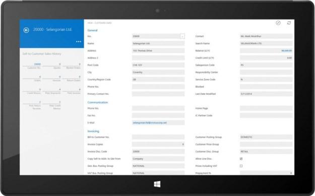 Dynamics-NAV-2015-on-tablet