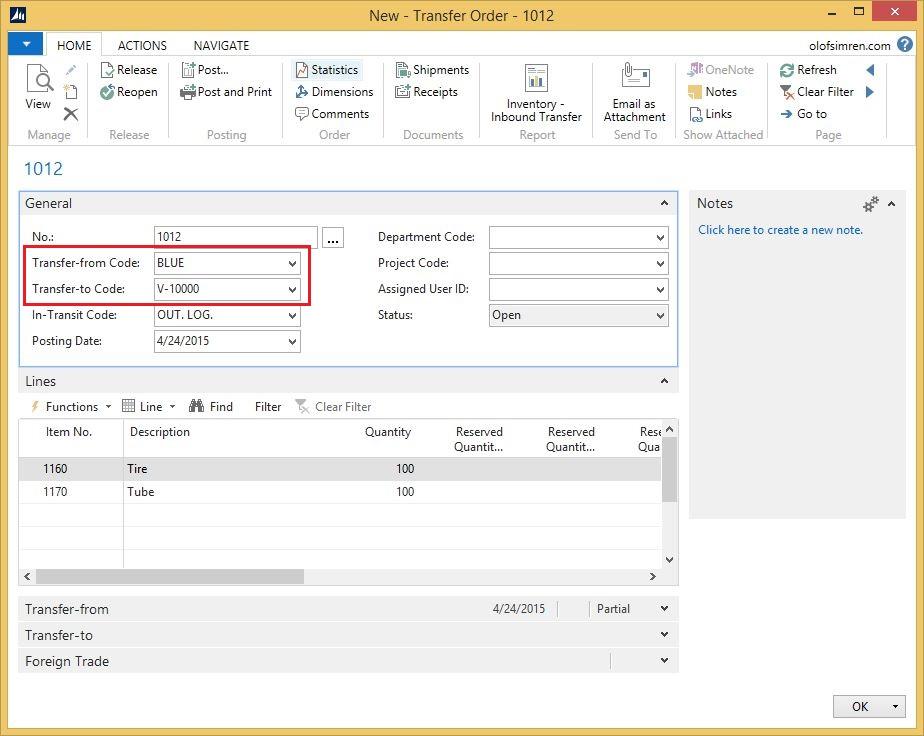 Transfer-Order-To-Vendor-Location-Dynamics-NAV
