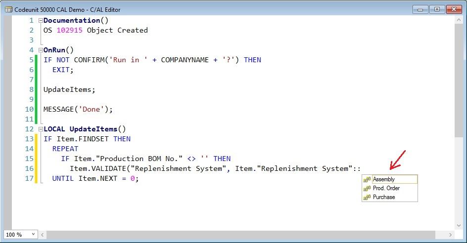 Intellisense-example-3-CAL-Editor-Dynamics-NAV-2016