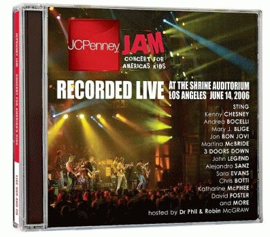 JCPenney Jam DVD