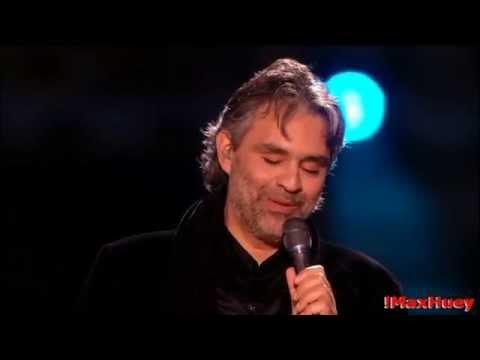Full Video Andrea Bocelli David Foster At Lake Las Vegas Resort Youtube