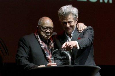 David Foster Quincy Jones Award Grammy Museum 2017