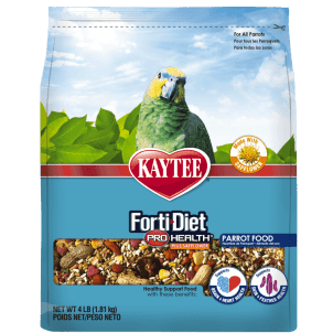 Kaytee Forti-Diet Pro Health with Safflower Parrot Food