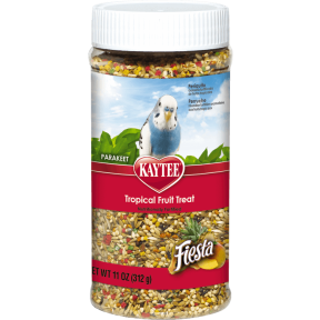 Kaytee Fiesta Tropical Fruit Parakeet Treat
