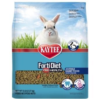 Kaytee Forti-Diet Pro Health Juvenile Rabbit