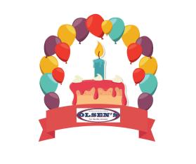 September Employee Birthdays and Anniversaries