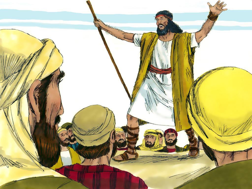 Christ is the joy we await