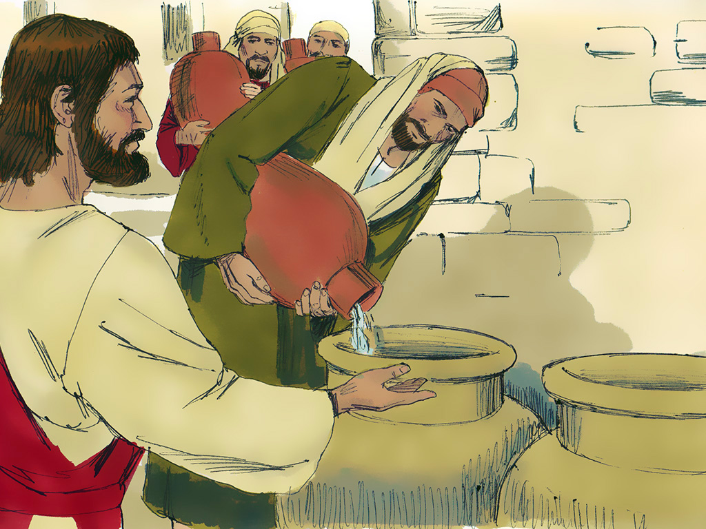 Christ is the bridegroom of the Church