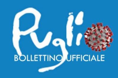 Bollettino Covid Puglia