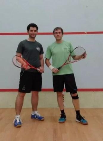 Mario Pazos-Interclub Squash Oltzaleku