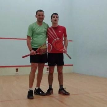 Luis Iturralde-Interclub Squash Oltzaleku