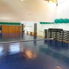 Sala actividades / Jarduera gela