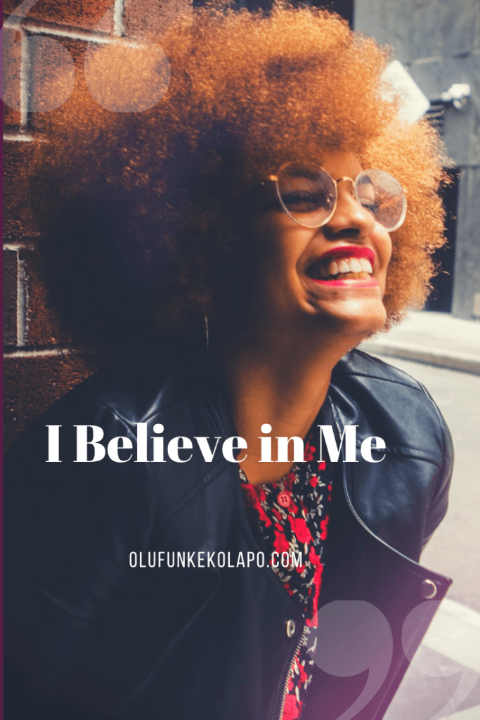 I CAn DO It by Olufunke Kolapo