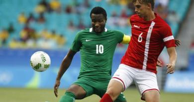 Poland vs Nigeria: Onazi to captain Super Eagles